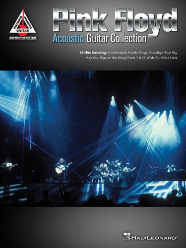 PINK FLOYD ACOUSTIC GUITAR COLLECTION (Guitar Tab)