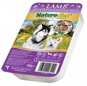 Naturediet Lamb 390 g (Pack of 18)
