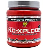 BSN N.O. XPLODE 2.0 NEW !!! 30 SERVINGS BLUE RASPBERRY - PRE-WORKOUT ENERGY Review-image