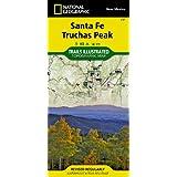Santa Fe, Truchas Peak (National Geographic Trails Illustrated Map)