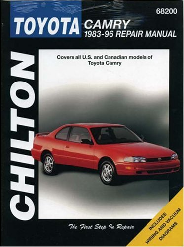 Toyota camry 1983 96 repair manual chiltons total car caremotor click here to learn more solutioingenieria Gallery