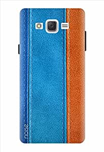 Noise Designer Printed Case / Cover for Samsung Galaxy On7 / Patterns & Ethnic / Chestnut Grating Design
