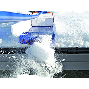 Avalanche – Original 500 Roof Snow Removal System – 17 inches by 16 feet