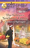 The Soldier's Newfound Family (Love Inspired (Large Print))
