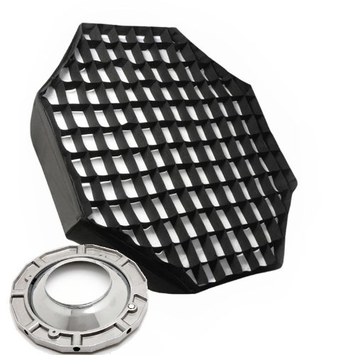 "Alien Bees Ring Light: 48"" Octagon Softbox Soft Box Octbox Speedring Speed Ring"