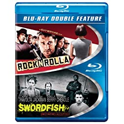 Rocknrolla / Swordfish [Blu-ray]
