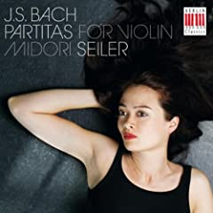 Bach: Partitas for Violin