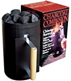 Charcoal Companion Black Chimney Charcoal Starter