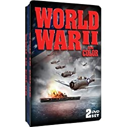 WWII In Color - Embossed Collectible Slim Tin