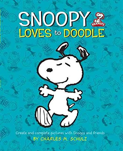 [(Peanuts: Snoopy Loves to Doodle : Create and Complete Pictures with the Peanuts Gang)] [Created by Charles Schulz] published on (August, 2011)