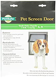PetSafe P1-ZB-11 Pet Screen Door