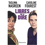 Libres de le direpar Taslima Nasreen