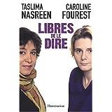 Libres de le direpar Taslima Nasreen