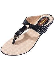 Vanckis Ladies Synthetic Fashion Sandals - B016A1ZEZI