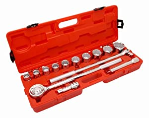 Crescent CTK14ME 3/4-Inch Metric Mechanics Tool Set, 14-Piece at Sears.com