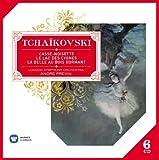 Tcha�kovski : Le Lac des cygnes - La Belle au bois dormant -  Casse-noisette  (Coffret 6 CD)