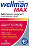 Wellman Max Capsules - Pack of 84