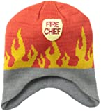 Kidorable Little Boys' Fireman Hat