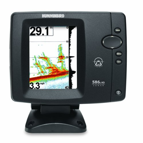 Humminbird 407890-1 Fishfinder 586c HD