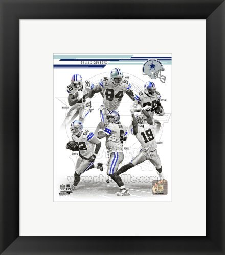 Dallas Cowboys 2013 Team Composite Framed Photo, Size 14.5 X 16.5 at Amazon.com