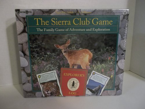 UG-1980 The Sierra Club The Sierra Club Game Game, One Color