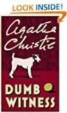 Dumb Witness (Poirot) (Hercule Poirot Series Book 16)
