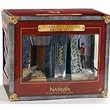 echange, troc Le Monde de Narnia, Chapitre I : Le lion, la sorcière blanche et l'armoire magique - Edition Royale 4 DVD [inclus la figurine]