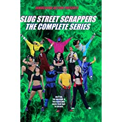 Slug Street Scrappers: The Complete Series
