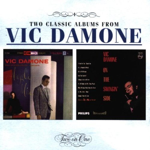 Vic Damone - Angela Mia / On The Swingin