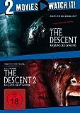 The Descent - Abgrund des Grauens / The Descent 2 - Die Jagd geht weiter [2 DVDs]