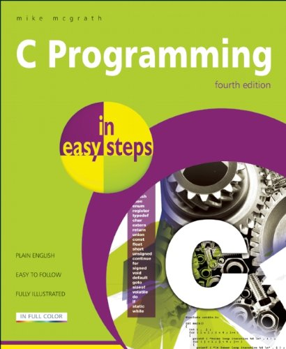 C Programming in easy steps (C Programming In Easy Steps compare prices)