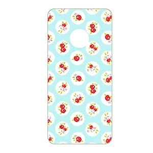 Vibhar printed case back cover for Yu Yunique BlueCherries