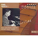 Great Pianists of the 20th Century - Emil Gilels