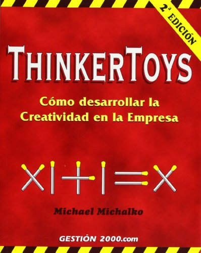 THINKERTOYS descarga pdf epub mobi fb2