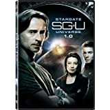 SG-U: Stargate Universe, Season 1.0by Robert Carlyle