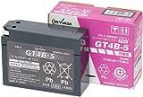 GS YUASA [ ジーエスユアサ ] シールド型 バイク用バッテリー [ 液入充電済 ] GT4B-5