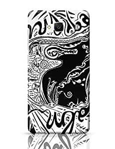 PosterGuy Redmi 2 / Redmi 2 Prime Case Cover - Calm is my Balm Mech Head Buddha, doodle, calm, mechanical, illustration, peace, Zen, Buddhism, concept, meditative, evolve