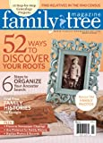 Magazine - Family Tree Magazine (1-year) [Print + Kindle]