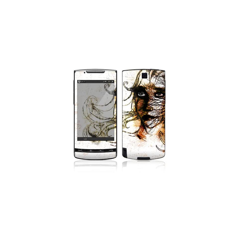 Hiding Protective Skin Cover Decal Sticker for HTC Pure Cell Phone