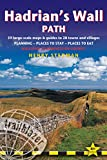 Hadrian's Wall Path: British Walking Guide: planning, places to stay, places to eat; includes 59 large-scale walking maps (Trailblazer)