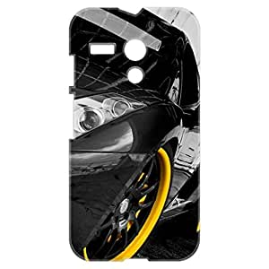 a AND b Designer Printed Mobile Back Cover / Back Case For Motorola Moto G (Moto_G_3D_1479)
