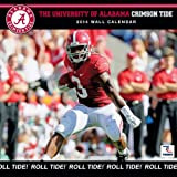 Turner - Perfect Timing 2014 Alabama Crimson Tide Team Wall Calendar, 12 x 12 Inches (8011363) at Amazon.com