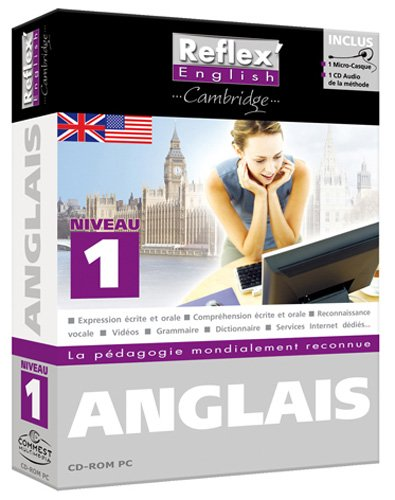 Reflex'English Cambridge – Niveau 1