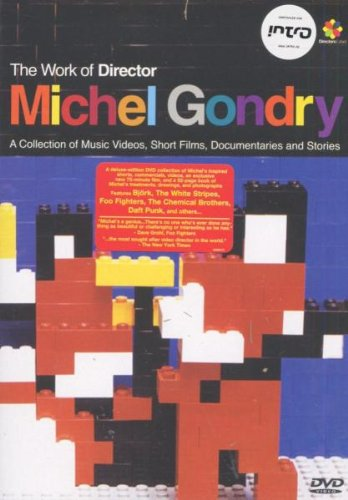 The Work of Director Michel Gondry [With Book] [DVD]