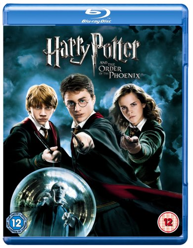 Harry Potter / Гарри Поттер: Антология (1,2,3,4,5/2001-2007/BDRip)