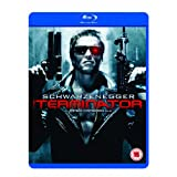 The Terminator [Blu-ray] [1984] [Region Free]by Arnold Schwarzenegger