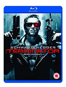 TERMINATOR [Blu-ray] [UK Import]