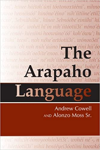 The Arapaho Language
