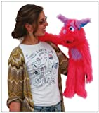 The Puppet Company - Monsters - Pink Hand Puppet