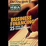 The New York Times Pocket MBA: Business Financing | Dileep Rao,Richard Cardozo, Ph.D